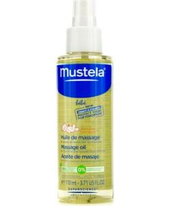 Mustela Baby Massage Oil 110ml