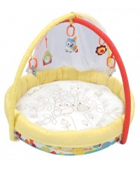 Fairworld Baby Mosquito Net Pool Mat  - Owl design