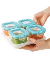 OXO Tot  Baby Blocks™ Freezer Storage Containers - 120ml