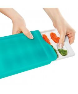 OXO Tot  Baby Food Freezer Tray - Teal