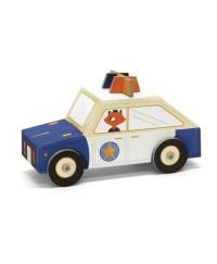 Krooom Fold My Car - Police Car