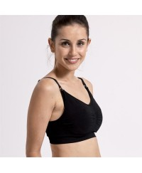 Fertile Mind Super Bra Nursing - Black