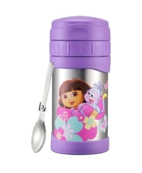Thermos Dora Food Jar with Spoon