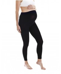 Fertile Mind Maternity Tights - Footless