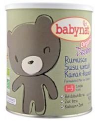 Babynat Organic Deserve, Formulated Milk (1-3 years old)