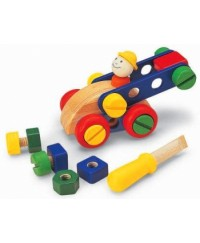 Pintoy: Construction Vehicles