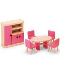 Pintoy: Dining Room Set