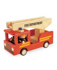 Blue Ribbon: Large - Fire Truck