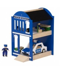 Blue Ribbon: Police Station Set & Police Car