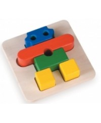 Blue Ribbon: Tray Puzzles: Robot Puzzle