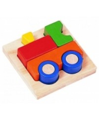 Blue Ribbon: Tray Puzzles: Train Puzzle