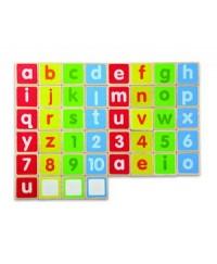 Wonderworld: ABC Alphabet Magnet
