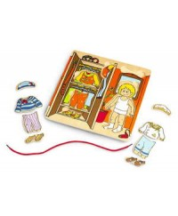 Wonderworld: Dressing Puzzle
