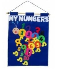 Lina: Number Catepillar