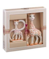 Vulli Sophie La Giraffe Set (Best Buy)