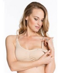 Fertile Mind Super Bra Nursing - Nude