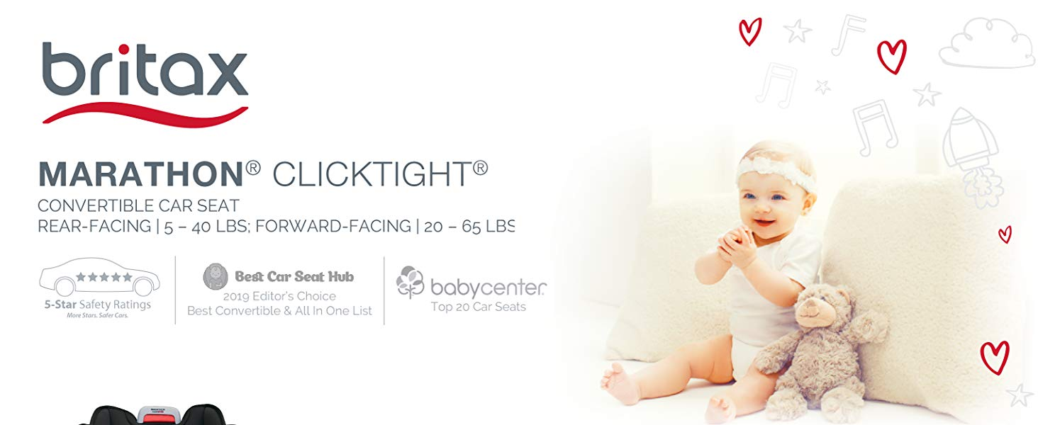 Britax Marathon ClickTight @ The Baby Loft