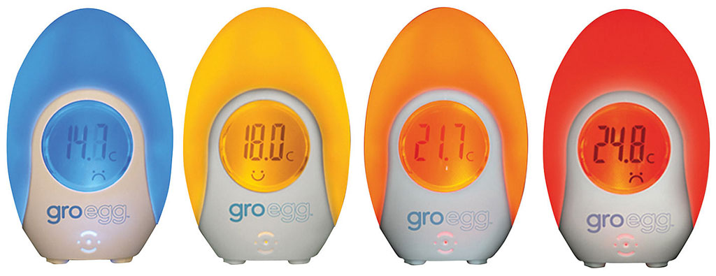 Cheap Gro Egg Room Thermometer