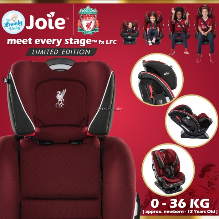 Joie Every Stage Fx Liverpool Fc 2018 Malaysia The Baby Loft