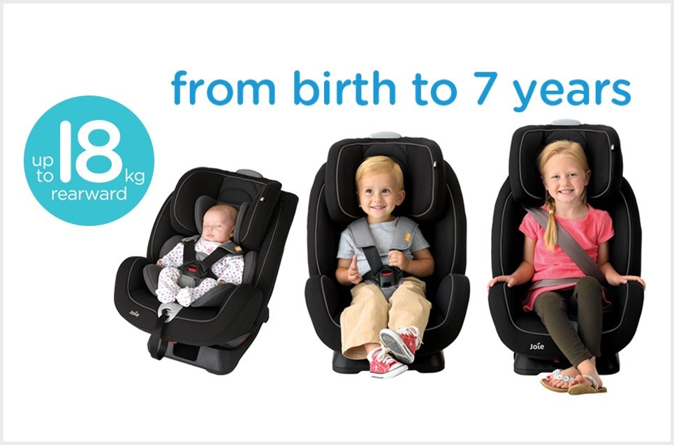 JOIE Stages (0-7Years) Car Seat Malaysia @ The Baby Loft