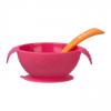 B.Box Silicone First Feeding Set-Strawberry Shake