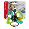 Infantino Shake & Teethe Flexible Rattle Ball