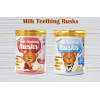 Natufoodies Milk Teething Rusks (14G X6)